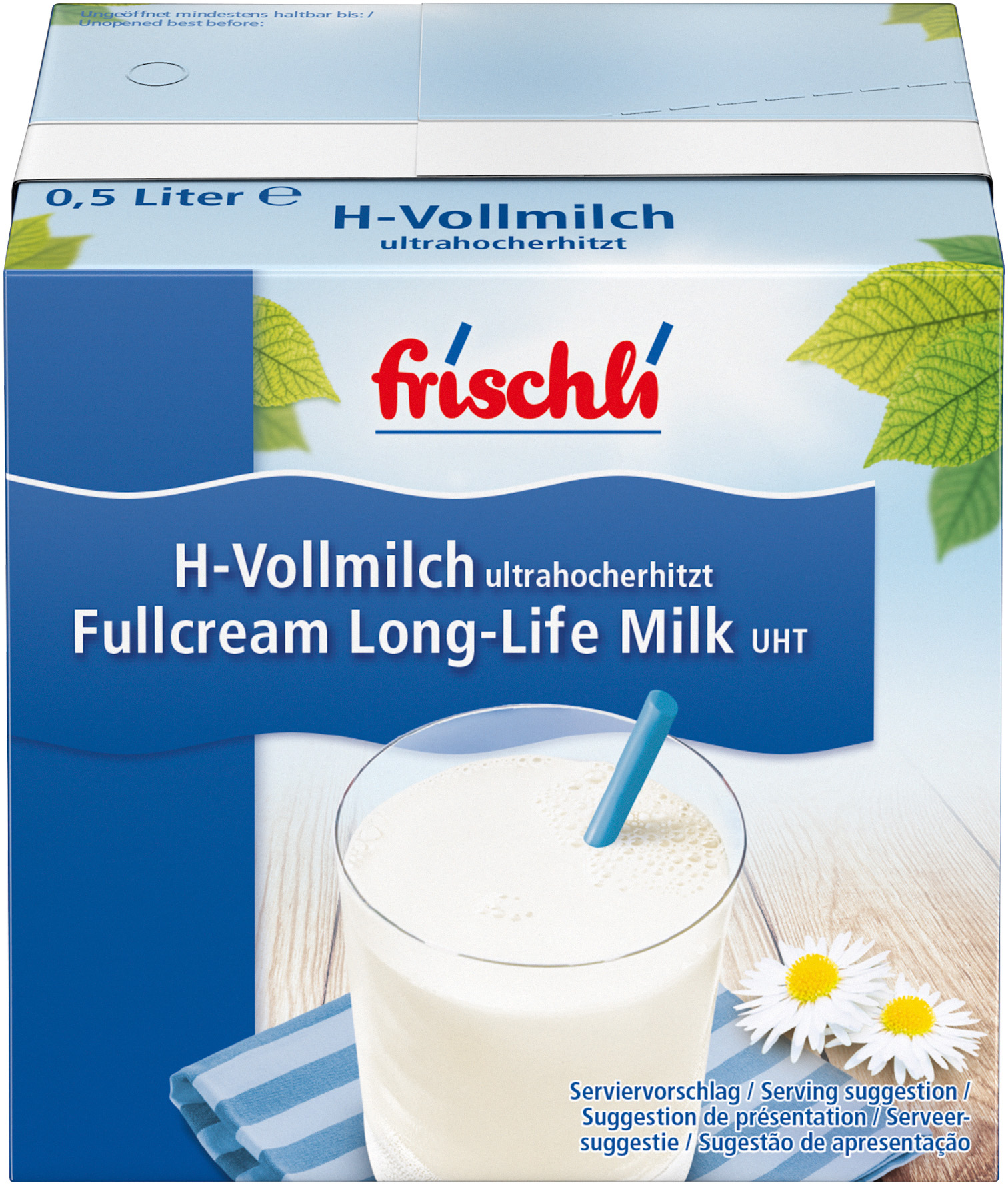 H Milch 3,5% 12x0,5l