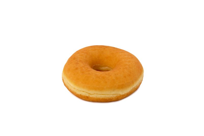 Donuts natur 72x44g