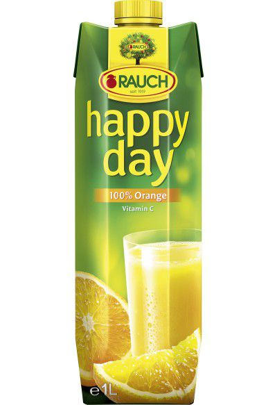 Rauch Happy Day Orangensaft 6x1l