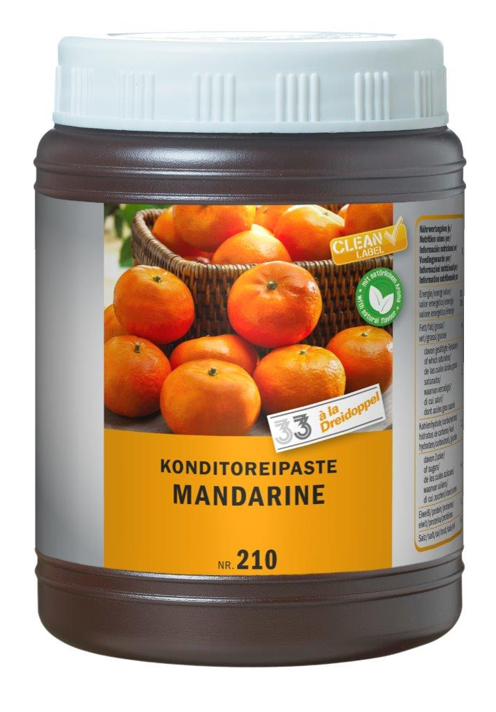 DreiDoppel Paste Mandarinen 1kg