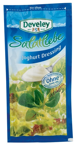 Devely Dressing Joghurt 14x75ml