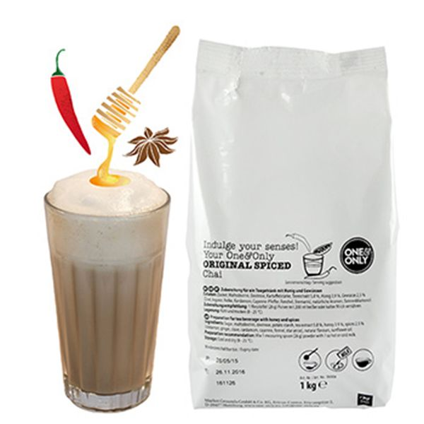 One&Only Chai Powder Spiced 1kg