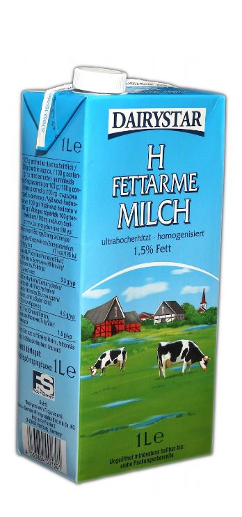H-Milch 1,5% 12x1l