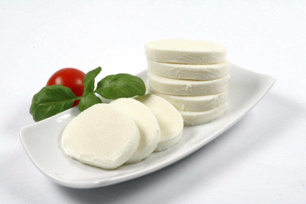 Soft Mozzarella in Lake 50x10g 45% 500g Packung